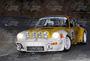 GERMAN GOMEZ - LILO PORSCHE 911 CARRERA RS 3.0