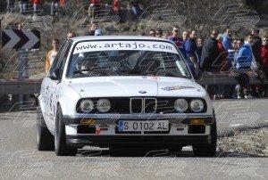 JAIME ARTAJO - JOHAN SAENZ BMW 325i