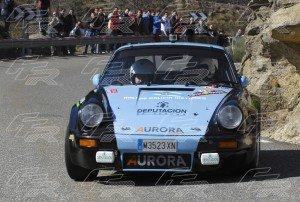 JESUS FERREIRO - JAVIER ANIDO PORSCHE 911 CARRERA RS 3.0