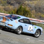 TOÑO SAINZ - JAVIER MARTINEZ PORSCHE 911 CARRERA RS 3.0