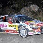 WRC Albert LLovera - Diego Vallejo FIAT Abarth G Punto S2000