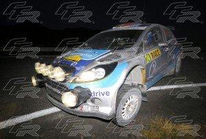 WRC Bernardo Sousa - Paulo Babo FORD Fiesta S2000