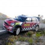 WRC Dani Sordo - Carlos Del Barrio - MINI Jhon Cooper Works