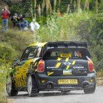 WRC Daniel Oliveira - Carlos Magalhaes 1 MINI john Cooper Works