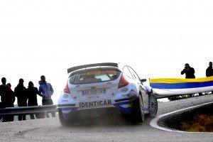 WRC Julien Maurin - Olivier Ural FORD Fiesta S2000
