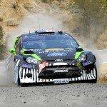 WRC Ken Block - Alex Gelsomino - FORD Fiesta RS WRC