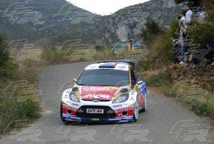 WRC Martin Prokop - Jan Tomanek FORD Fiesta S2000