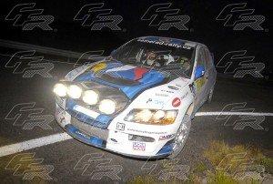 WRC Martin Semerad - Michal Ernst MITSUBISHI Lancer EVO IX Production