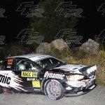 WRC Michal Kosciuszko - Maciej Szczepaniak 1 MITSUBISHI Lancer Evo X Production