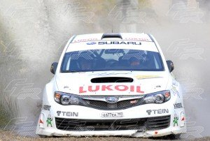 WRC Patrick Flodin - Goran Bergsten - SUBARU Impreza Production