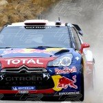 WRC Sebastien Loeb - Daniel Elena 1 CITROEN DS3 WRC