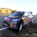 WRC Sebastien Loeb - Daniel Elena 2 CITROEN DS3 WRC