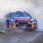 WRC Sebastien Ogier - Julien Ingrassia 1 CITROEN DS3 WRC