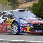 WRC Sebastien Ogier - Julien Ingrassia 2 CITROEN DS3 WRC