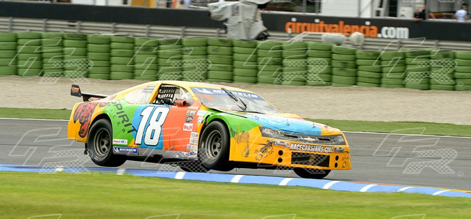 Euro Race Car Series – Nascar Touring Series Valencia 2012