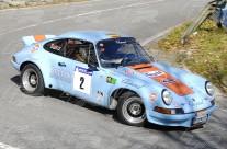 Rallye históricos, Rutas Cantabras